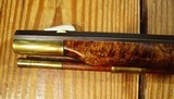 Tennessee Valley Muzzleloaders Kentucky Rifle by Matt Avance .45 Cal. Reading School Design - 10 of 13