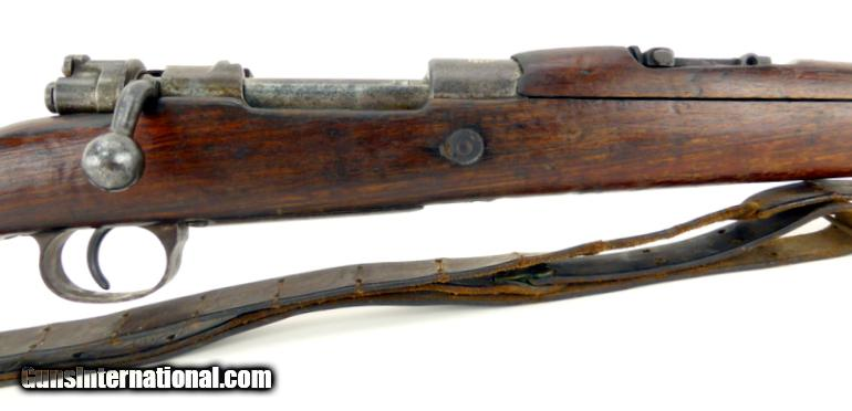 Quot Fn 1924 Carbine Mexican 7x57mm Mauser R15970