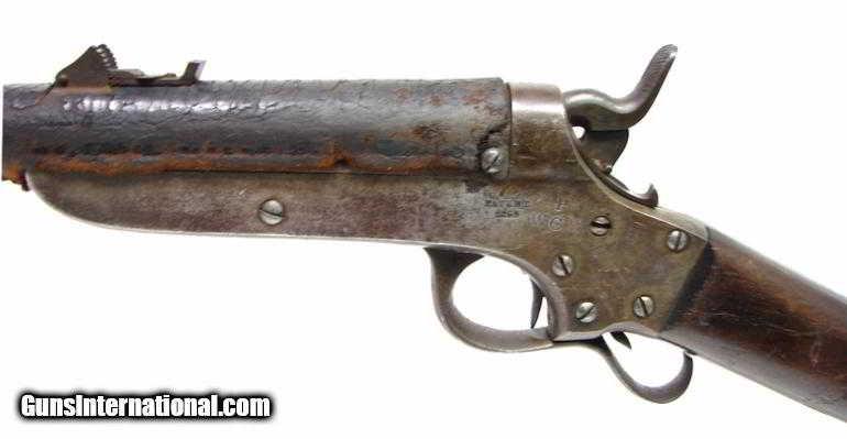 Quot Sharps And Hankins Civil War Navy Carbine Al3124