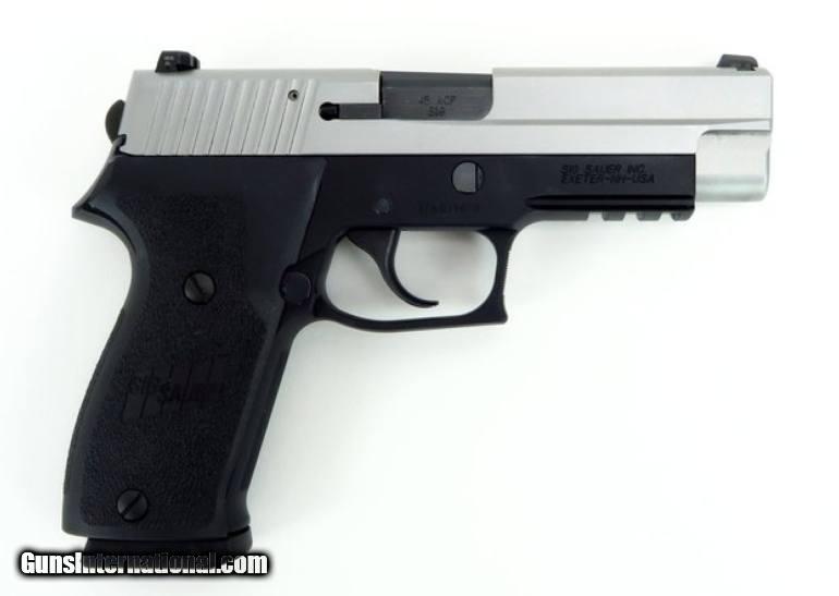 Quot Sig Sauer P220 45 Acp Pr28230