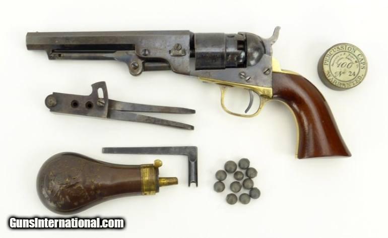 colt 1862 pocket navy 36 c9896