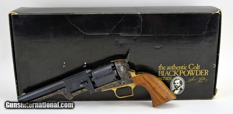 Colt 2nd Generation Black Powder Series 1st Model Dragoon