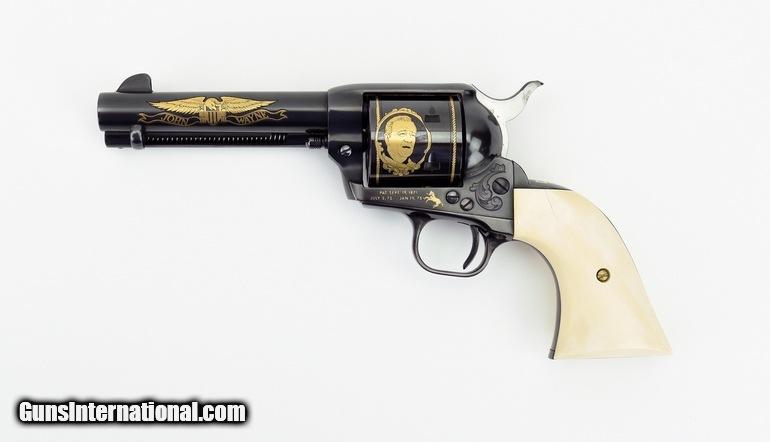 Colt 45 single action army (saa revolver