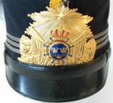 """Swedish Officer Shako(MH228)"" - 5 of 6"