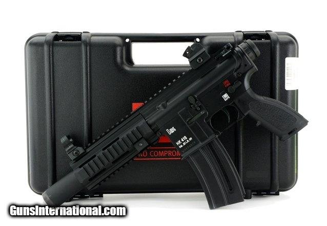 Walther HK416  22LR (nPR40013) NEW