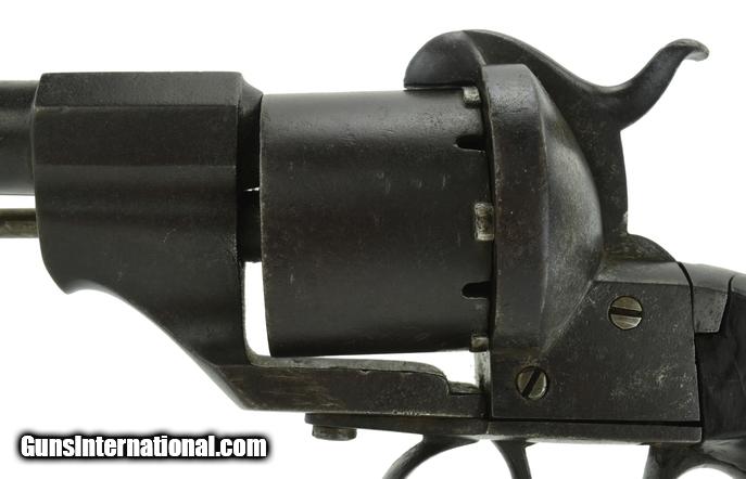 Spanish Model 1858 Pinfire Revolver (AH4796) for sale
