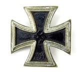 Nazi WWII Iron Cross 1st Class with Iron Core (MM941)
