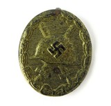 WWII Nazi Gold Wound Badge with Hollow Back (MM950)