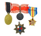 Miscellaneous 20th Century Military Medals (MM975)