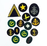 Vintage German Specialty Patches (MM997)