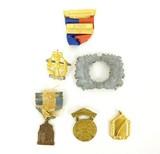 Seven Miscellaneous Badges (MM800)