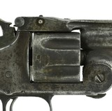 Smith & Wesson 2nd Model Russian Revolver (AH4868) - 4 of 8