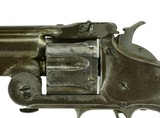 Smith & Wesson 2nd Model American Revolver (AH4886) - 2 of 9