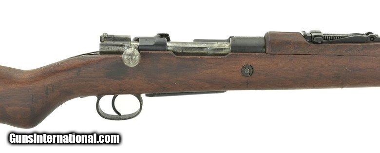 Turkish Mauser 98 8mm (R23443)