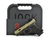 Glock 19 Agency Custom 9mm (PR41874)