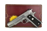 Colt Gold Cup National Match .45 ACP (C14498)