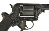 """Tranter .31 Caliber Percussion Two Trigger Revolver (AH4923)"" - 4 of 9"