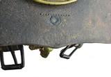 U.S. Civil War Cartridge Box (MM1163) - 4 of 4