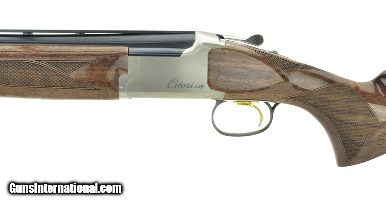 Browning Quot New Quot Citori White Cxs 12ga 32 Quot Spor