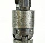 """""""Cased Factory Engraved Colt 1862 Pocket Navy (C14636)"""" - 9 of 16"""