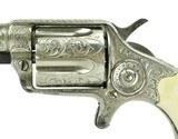 Factory Engraved Cased Colt .38 Caliber New Line (C14637) - 3 of 12