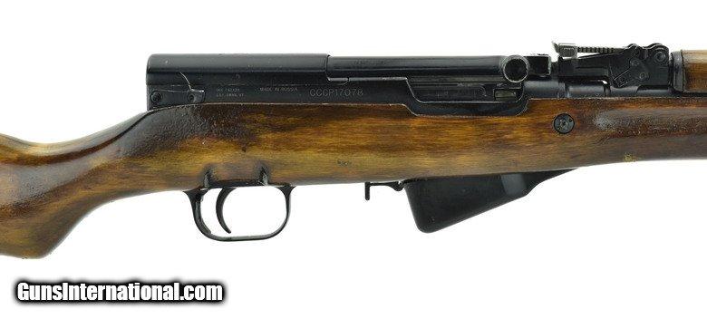 Russian Sks 7 62x39 R24215