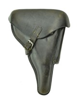 German Military Luger Holster Dated 1936 (H1115)