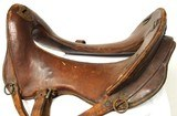 """""""Commercially Manufactured 1904 McClellan Saddle (H461)"""" - 2 of 9"""