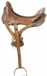Commercially Manufactured 1904 McClellan Saddle (H461)