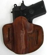 """""""Custom Badger Skin holster. (H686)"""" - 3 of 3"""