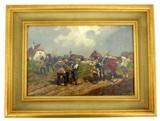 The Arrest By J. Bertier (ART100)