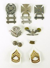 Miscellaneous Military pins (MM841)