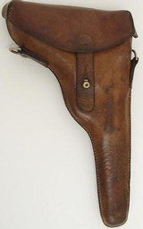 """Swiss Luger Holster (H575)"" - 1 of 5"