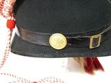 """U.S. Model 1881 Indian Scout Helmet (MH400)"" - 3 of 6"