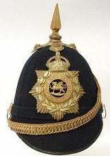 English Bluecloth Helmet (MH344)