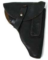 German holster, unmarked World War II era (H916 )