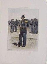 Infanterie De Marine - Grande Tenue 1887 Reprints(MM121)