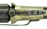 """""""Beautiful Dragoon Size British Pepperbox by W.A.Beckwith. (AH5006)"""" - 3 of 7"""