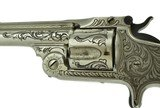 New York Engraved Smith & Wesson 2nd Model Single Action Revolver (AH5038)- 2 of 7