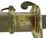 U.S. Model 1850 Foot Officers Sabre (SW1235) - 8 of 8