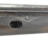 """Rare Burgess Factory Cutaway Slide Action Shotgun (S10459)"" - 6 of 12"