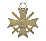 German WWII War Merit Cross - Second class (MM1217)