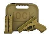 Glock 19 X 9mm(nPR44947) New - 2 of 2