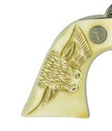 Factory Engraved Colt Single Action Army .45 LC (C15265)- 3 of 8