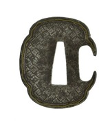 Authentic Japanese Tsuba (MGR1131) - 1 of 2