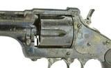 Rare Blued Merwin & Hulbert 3rd Model Pocket. (AH5087) - 4 of 4