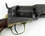 Colt 1849 Pocket Model .31 caliber revolver (C12561) - 4 of 6