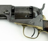 Colt 1849 Pocket Model .31 caliber revolver (C12561) - 2 of 6