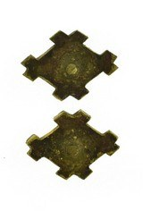 """""""Authentic Antique Japanese Menuki (MGJ1153)"""" - 2 of 2"""