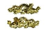 """""""Authentic Antique Japanese Menuki. (MGJ1069)"""" - 2 of 2"""